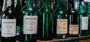 Vinum at Grahams Historia